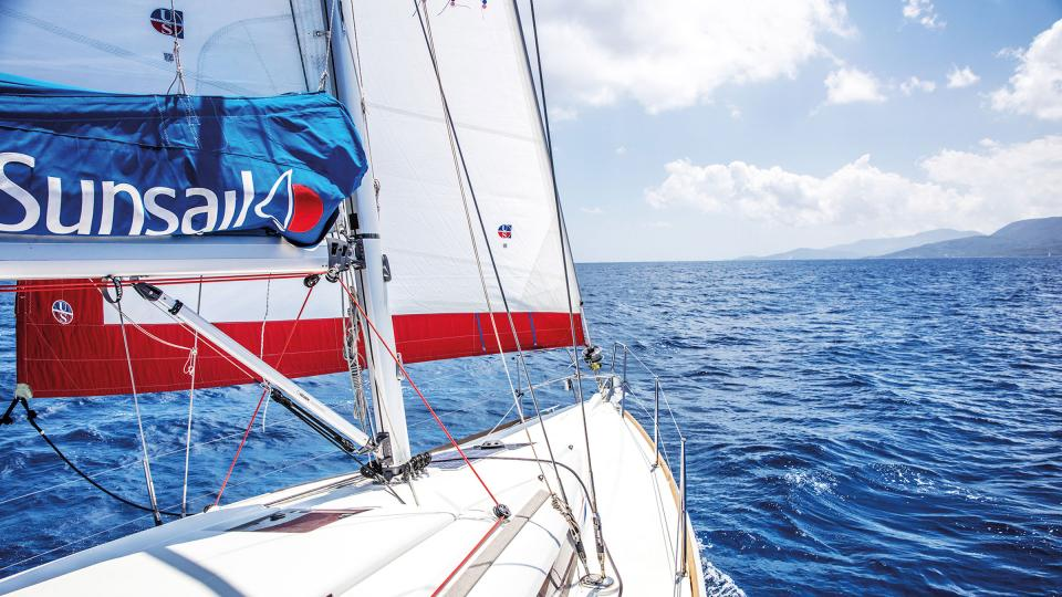 Sunsail brochure 2019